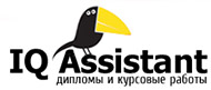 Логотип компании LLC IQassistant (ООО АйКью ассистент)